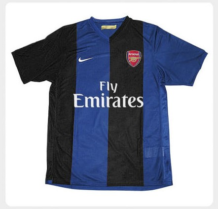 more photos 1c83e 37d83 Whilst the normal protocol amongst Nike is to give newer kits priority,  Arsenal will be keeping the yellow shirt as the first choice away kit to  make up for ...